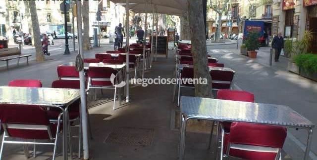 RESTAURANTE BAR, licencia C-3, Zona Paseo Colon